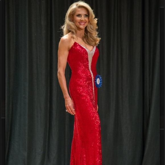 34fb971f425b3 Stephen Yearick Dresses | Custom Stephen Shawn Yearick Evening Gown ...